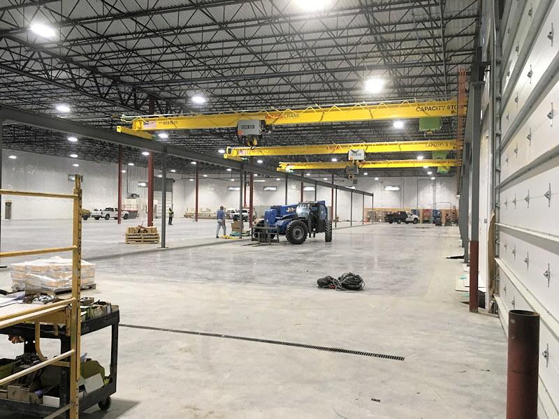 Northern Colorado Specialty Steel Erection