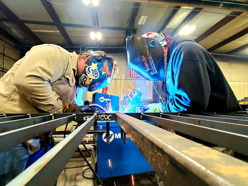 Stairs, Railings and Architectural Metals Fabrication in Colorado