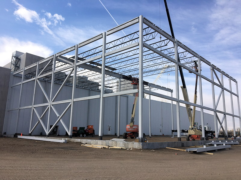 Structural Steel Erection Company in Northern Colorado