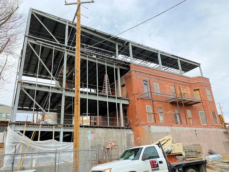 Northern Colorado Structural Steel Erection
