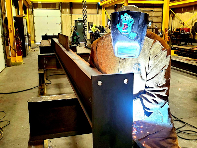 Structural Steel Fabrication Services in Northern Colorado