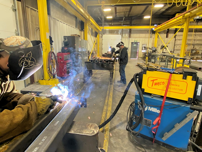 Structural Steel Fabrication Company in Northern Colorado