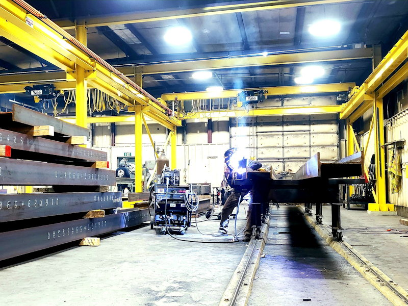 Structural Steel Fabrication Services in Denver